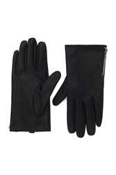 Forever 21 Faux Leather Gloves