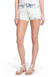 Women's Articles Of Society 'Stevie' High Waisted Denim Shorts