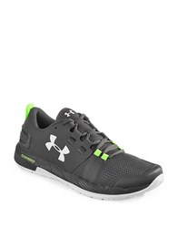 Under Armour Ua Commit Trainer Mesh Sneakers Charcoal