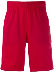 Champion Classic Jersey Shorts Red