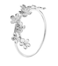 Alex Monroe Forget Me Not Stacking Ring Female