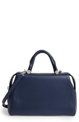 Max Mara Small Jbag Leather Bowling Satchel