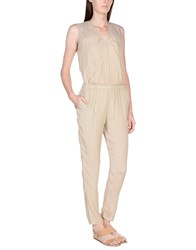 Fairly Jumpsuits Beige
