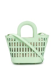 Hereu Mini Shopping Bag Tote Green
