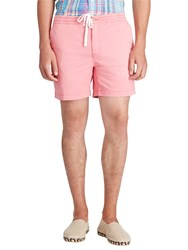 Ralph Lauren Polo Classic Fit Polo Prepster Shorts Pale Red