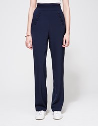 Finders Keepers High Sea Pant Navy