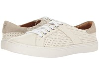 Trask Lindsey White Women's Flat Shoes