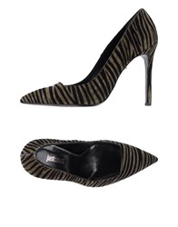 Just Cavalli Pumps Military Green