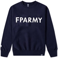 Fparmy Crew Sweat Blue