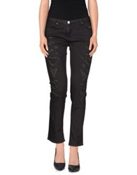 Nolita Denim Pants Dark Brown