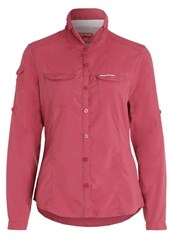 Craghoppers Blouse Rosehip Pink