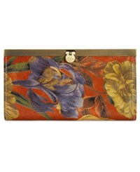 Patricia Nash Vintage Cauchy Wallet Enlightened Garden