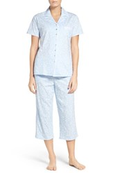 Eileen West Women's Capri Pajamas