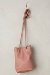 Anthropologie Gigi Petite Bucket Bag Rose