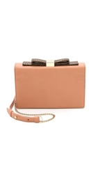 See By Chloe Nora Small Clutch Pink Sahara