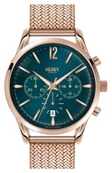 Women's Henry London 'Stratford' Chronograph Bracelet Watch 38Mm