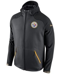 Nike Men's Pittsburgh Steelers Champ Drive Hyperspeed Sphere Jacket