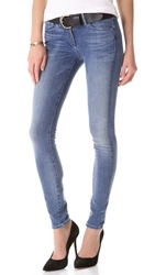 3X1 Mid Rise Skinny Jeans Wash No. 7
