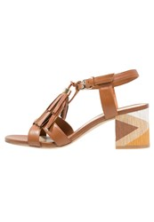 Bruno Premi Sandals Cognac