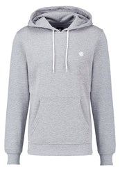 Element Cornell Hoodie Grey Heather Mottled Grey