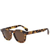 Illesteva Murdoch Sunglasses Brown