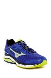Mizuno Wave Inspire 12 2E Neutral Running Shoe Blue