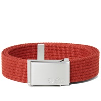 Fjall Raven Fja Llra Ven Merano Canvas Belt Deep Red