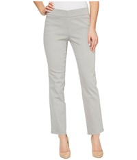 Nydj Alina Pull On Ankle In Moonstone Grey Moonstone Grey Women's Jeans Gray