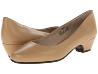 Propet Taxi Oyster Women's Flat Shoes Beige