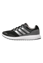 Adidas Performance Duramo 7 Cushioned Running Shoes Core Black Silver Metallic Solid Grey