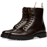 Common Projects Winter Combat Boot Brown