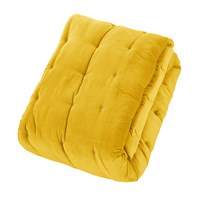 Christy Jaipur Throw 140X180cm Tumeric