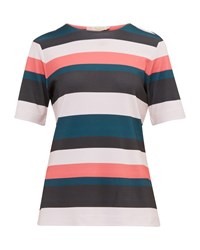 Ted Baker Hayles Lost Gardens Woven Top Pink