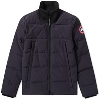 Canada Goose Woolford Fusion Fit Jacket Blue