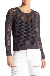 Roxy Turnabout Crew Neck Sweater Black