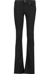 Rag And Bone Stiletto Boot Mid Rise Flared Jeans Black