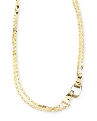 Lana Nude Gloss Layered Link Necklace Gold