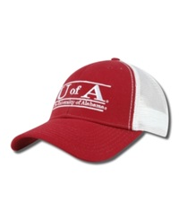 Game Alabama Crimson Tide Mesh Bar Cap