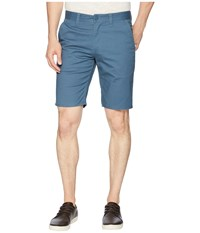 Brixton Toil Ii Hemmed Shorts Dusty Blue
