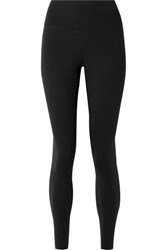 Nike Power Legendary Dri Fit Stretch Leggings Black