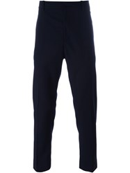 3.1 Phillip Lim Tailored Trousers Blue