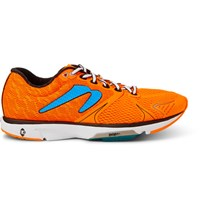 Newton Distance V Mesh Sneakers Orange