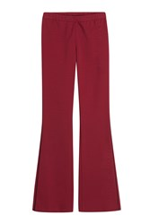 Emilio Pucci Flared Trousers Red