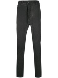 11 By Boris Bidjan Saberi Tapered Drop Crotch Trousers 60