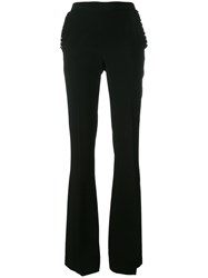 Capucci Flared Trousers Black