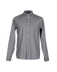 Le Mont St Michel Shirts Shirts Men Grey