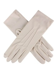 Dents Ladies Plain Satin Glove Shantung