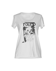 Rogan Topwear T Shirts Women White