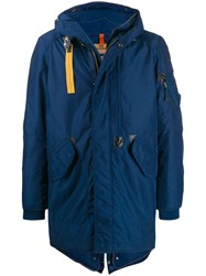 Parajumpers Gregory Spring Masterpiece Parka Blue