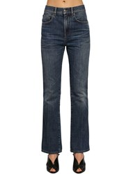 Givenchy Washed Cotton Denim Jeans